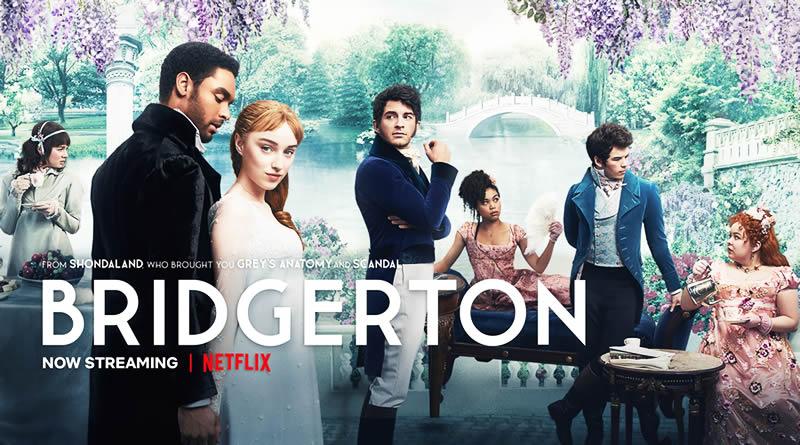série Bridgerton da Netflix